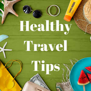 Healthy Travel Tips Instagram